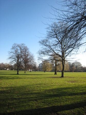 Wandle Park, Croydon