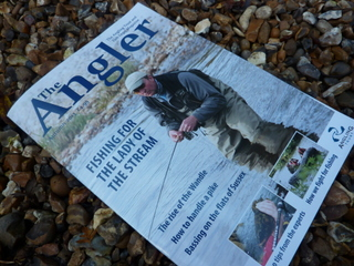 The Angler - front cover-001