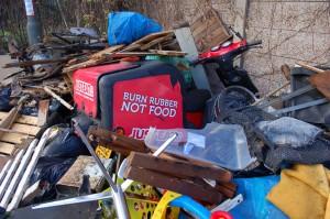 The Rubbish Pile
