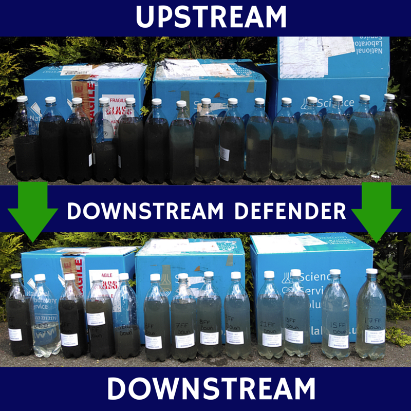 DOWNSTREAM DEFENDER