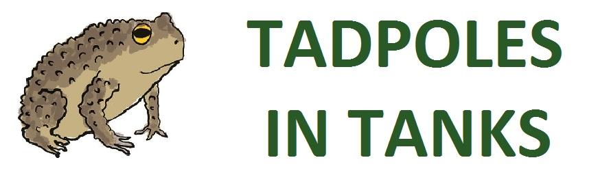 Tadpoles in Tanks