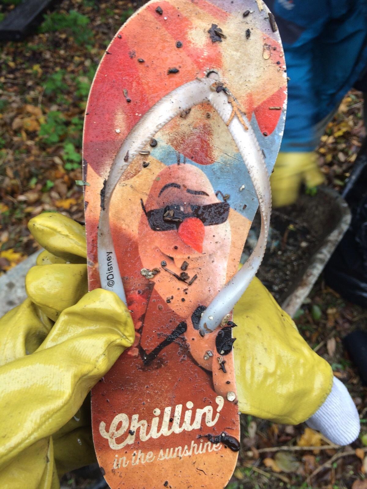 Olaf Flip Flop