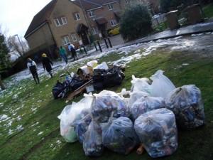 upstream-rubbish