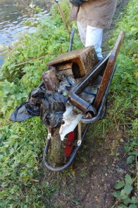Wheelbarrow load