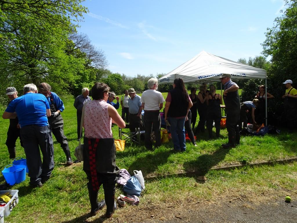 Beedington Park Clean up and HB bash 8 May 2016 (13)